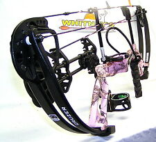 Fred Bear Cruzer Pink Bow Right Hand Package  5-70#  12-30""
