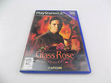 Mint Disc Playstation 2 Ps2 Glass Rose Very Rare Free Postage
