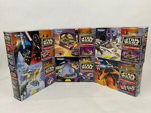 Galoob Star Wars Lightsaber Endor Micro Machines 6 Different Sets