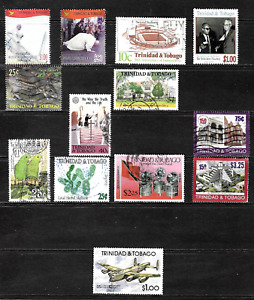 Trinidad & Tobago .. Marvellous stamp collection .. 4462