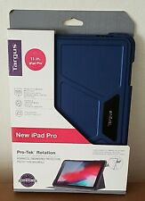 Targus Pro-Tek Rotating Case for 11-in. iPad Pro (Blue) - THZ74302GL