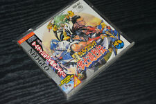 NEW  SAMURAI SPIRITS Rpg  SNK NEO GEO CD  NO MVS AES POCKET JAPAN JAPANZON