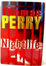 NIGHTLIFE Thomas Perry AUTHOR-SIGNED Hardback w/Dust Jacket MINT First Edition