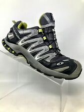 Salomon Gore-Tex Hiker Ortholite XA PRO 3D Ultra Hiking Grey Shoes US Size 8