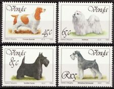 Transkei Block10 Unmounted Mint complete.issue. Never Hinged 1993 Dogs