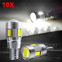 10 Stück 6 SMD T10 LED Lampe CANBUS Standlicht Innenraum Beleuchtung Licht Weiß