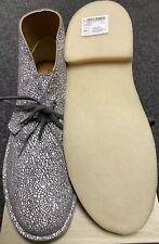 Clarks Originals, Desert Boot, White/Grey, Unisex, Size 8 UK