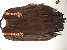 Native American Leather Costumes
