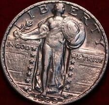 1929-S San Francisco Mint Silver Standing Liberty Quarter