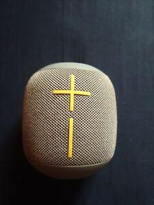 Ultimate Ears Wonderboom Bluetooth Waterproof Portable Speaker -, Used