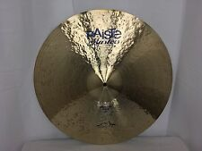 "Paiste Masters 20"" Mellow Ride Cymbal/Blue Bird Model/Free Pearl Boom Stand!"