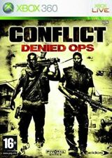 Xbox 360 - Conflict Denied Ops **New & Sealed** Official UK Stock