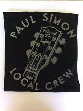 PAUL SIMON Farewell Tour 2018 Concert tour size 2XL local working crew T shirt