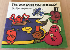 Roger Hargreaves - THE MR MEN ON HOLIDAY - 1976 - Softcover Book