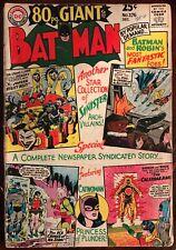 Batman 176 - Joker Mr Freeze Calendar Man Silver Age DC