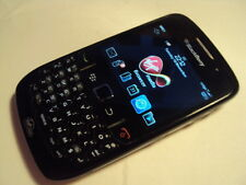 ORIGINAL RETRO SMART BLACKBERRY 8520 MOBILE PHONE ON VIRGIN,EE,T-MOBILE