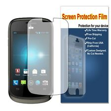 3x Clear LCD Screen Protector Guard Film AT&T ZTE Avail 2 Z992 / Prelude Z993