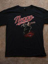 0141f17b Neagan Sluggers Loot Crate T-shirt Mens Size XL The Walking Dead AMC TV Show