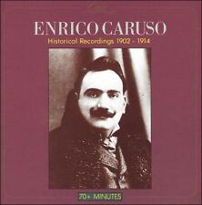 Historical Recordings 1906-1914 by Enrico Caruso, Fr...