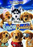 Snow Buddies [DVD], Excellent DVD, James Belushi, Whoopi Goldberg, Jimmy Bennett