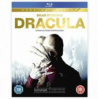 Bram Stokers Dracula [Blu-ray] [1993] [Region Free] [DVD]