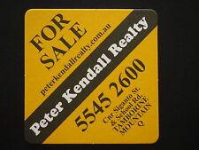 PETER KENDALL REALTY SIGANTO & SCHOOL RD TAMBORINE MOUNTAIN 55452600 COASTER