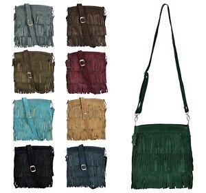 Ladies Designer Suede Leather Handbag Padlock Shoulder Top Handle Tole Tote Bag