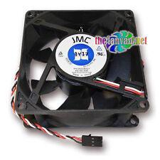 JMC 9238-12 92mm x 38mm Dell Temp Sensor Fan Fits Many Dell Models 5W027 Etc,