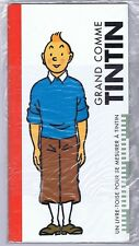 Grand comme Tintin - Livre Toise. 1999 - ETAT NEUF