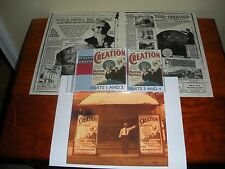PHOTO-DRAMA OF CREATION Collector Set  DVD Adv & Photo Watchtower Jehovah IBSA
