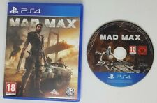 Mad Max PS4 Game VGC FAST FREE POST