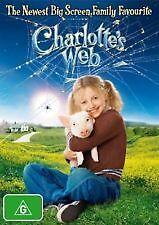 Charlotte's Web (DVD, 2007) Kids Animal Movie Classic Talking Pig