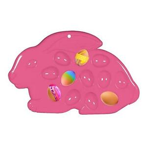 Easter Egg Kids Decorating Tray Painting Bunny Chocolate Jelly Mould Rabbit
