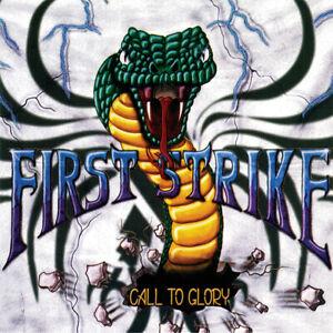 FIRST STRIKE – Call To Glory (NEW*LIM.500*US METAL*CRIMSON GLORY*H.APPARENT)