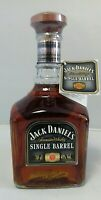 (EUR 271,43/L)  Jack Daniel's Single Barrel Tennessee Whiskey 0,7 L