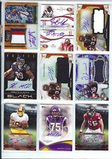 SHEA MCCLELLIN 2012 Panini Black Rookie Gold #53/125 Signatures AUTO #185 BEARS