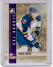 AARON EKBLAD 11/12 ITG Prospects RC Rookie 90 Panthers 1st Pro Card Barrie Colts