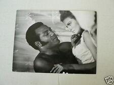RAQUEL WELCH & JIM BROWN VIVA SARITA 1969 PHOTO MOVIE ? PICTURE