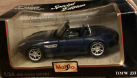 Maisto Special Edition 1:24 die-cast metal BMW Z8 - Boxed Collectable Model Car