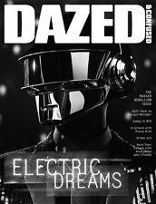 DAZED & CONFUSED,Daft Punk,Sharaya J,Kat Dahlia,Ruth Hogben,Katie Shillingford