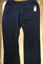 Under Armour Mens Navy Blue Golf Pants Brand New $65 Loose Straight 40x32