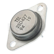 2SD427 Original New Tesla 8A 120V NPN Si POWER TRANSISTOR TO-3
