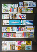GB 1967-1970 Commemorative,Collection~Complete (24 sets)~Unmounted Mint~UK