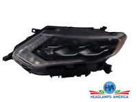 OEM Headlight - Nissan Rogue W/LED 17-18 Lh