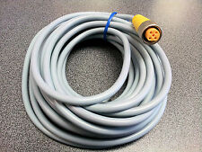M12 SCREW LOCK QUICK CONNECT CABLE FOR AC SENSORS & SWITCHES 5 PIN 4 WIRE 6M