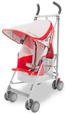 Maclaren Baby Wing Knit Lightweight Compact Umbrella Fold Stroller Marmalade NEW