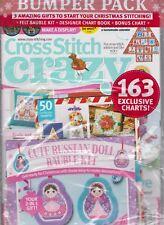 Punto de Cruz Loco GB Revista #247 Nov 2018 ,Con 3 Gratis Regalos