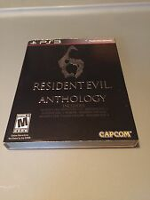 Resident Evil 6 Anthology Sony PlayStation 3 2012 PS3 Tested
