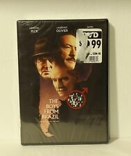The Boys From Brazil (DVD, 2007, Canadian) Gregory Peck NEW AUTHENTIC REGION 1