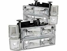 For 1994-2000 Chevrolet K2500 Headlight Set Anzo 82364NT 1996 1999 1998 1995